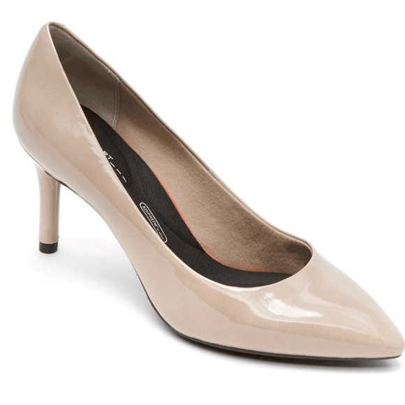 152c2fcbb7a Rockport Shoes - Rockport Total Motion Pointed Toe Pumps